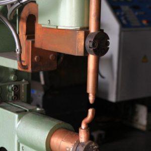 Punktschweißmaschinen