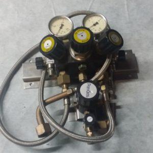 Gaßmanometer