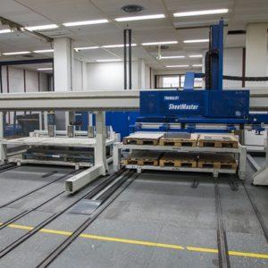 Stanz - Lasermaschine TC 600L